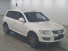 Volkswagen Touareg 2008-2010
