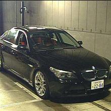 BMW 530i 2004/12