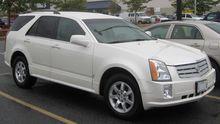 Cadillac SRX 2008 3.6