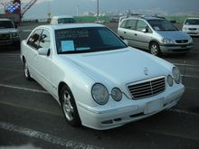 Mercedes E320 2000