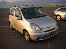 Toyota Fun Cargo 2001