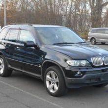 BMW X5 E53 2006 3.0