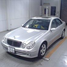 Mercedes W211 3.5 2002-2009