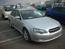 Subaru Legasy 2004