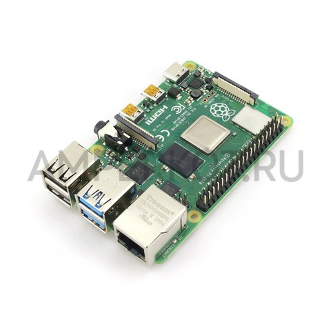 Мини-компьютер Raspberry Pi 4 Model B (4Gb), фото 1