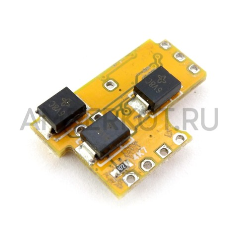 Модуль расширения для M5Stack (PLC Proto Industrial Board Module RS485/ACS712), фото 5