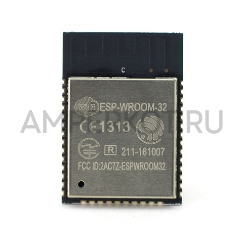 Модуль ESP-32S (ESP-WROOM-32): Wi-Fi + Bluetooth 4.2, фото 1