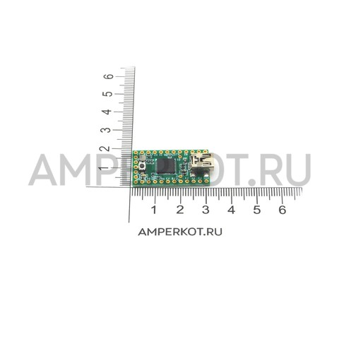 Плата Teensy 2.0 USB AVR, фото 3