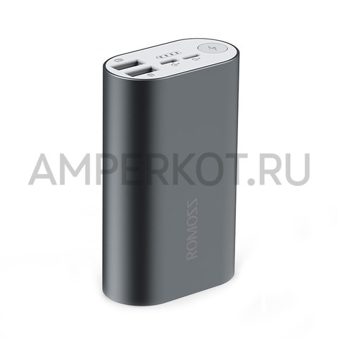Power Bank ROMOSS ACE (A10-40) (10000mAh), Deep Space Gray, фото 4