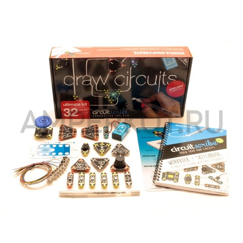 Circuit Scribe Ultimate Kit, фото 1