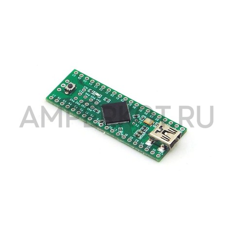 Плата Teensy 2.0++ USB AVR AT90USB1286, фото 1