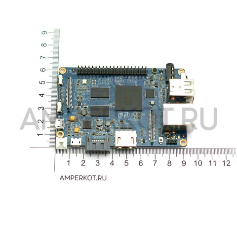 Мини-компьютер Banana Pi M1+, M1 plus, фото 3