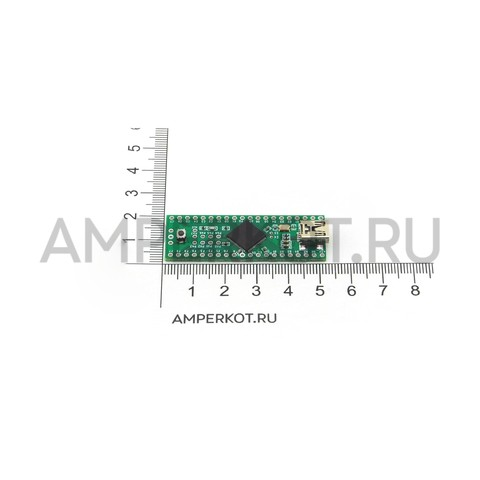 Плата Teensy 2.0++ USB AVR AT90USB1286, фото 3