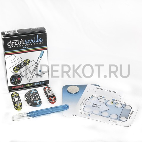 Circuit Scribe Mini Kit, фото 1