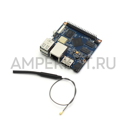 Мини-компьютер Banana Pi M2+, M2 plus, фото 2