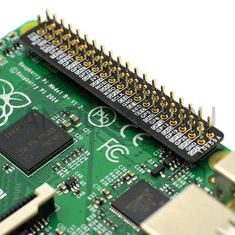Raspberry Pi GPIO Reference Board, фото 3