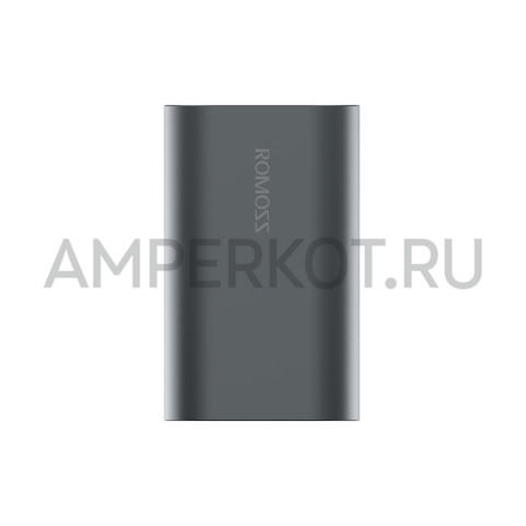 Power Bank ROMOSS ACE (A10-40) (10000mAh), Deep Space Gray, фото 5