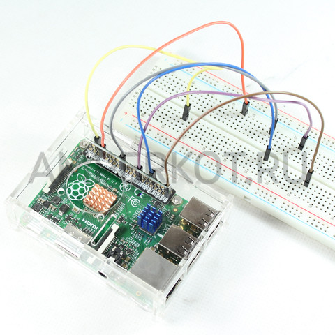 Raspberry Pi GPIO Reference Board, фото 5