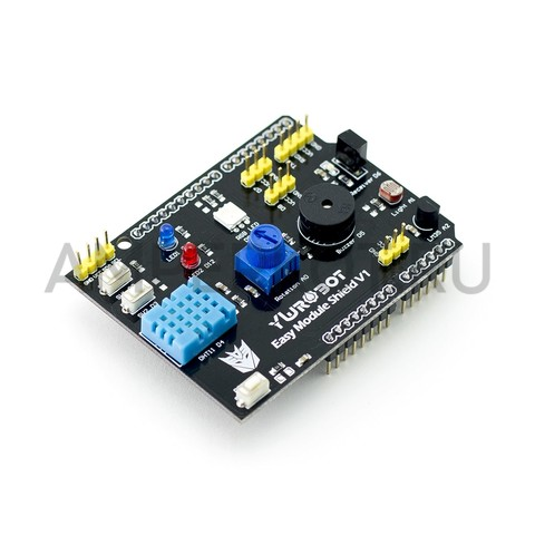 YWRobot Easy module Multi-shield V1 для Arduino UNO, фото 1