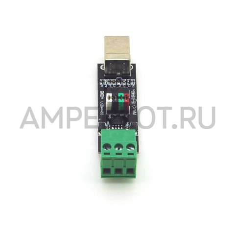 Плата USB TO TTL RS485 USB FT232, фото 2