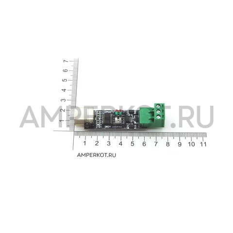 Плата USB TO TTL RS485 USB FT232, фото 4