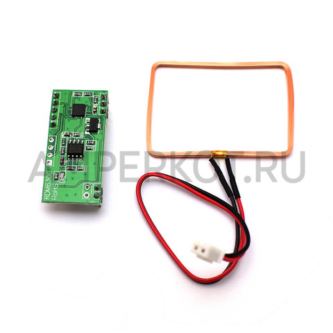 RFID 125KHz card reader RDM6300, фото 1