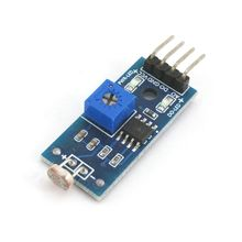 Купить Модульный датчик света LM393 (фоторезистор) в Москве
